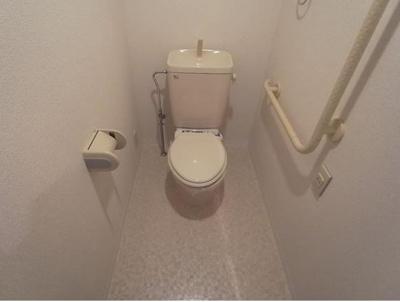 【トイレ】メゾン有輝