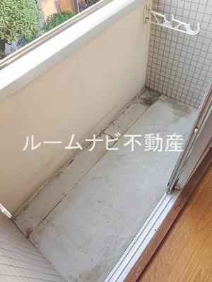 【バルコニー】グランドヒル