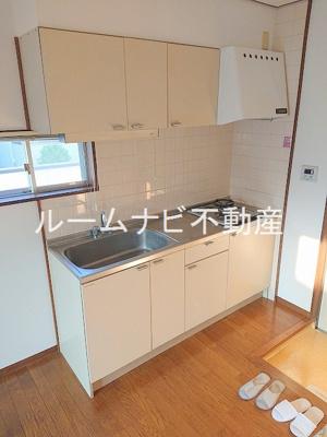 【キッチン】グランドヒル