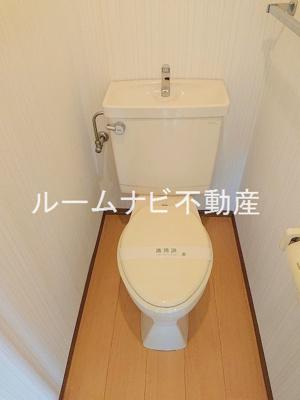 【トイレ】グランドヒル