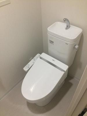 【トイレ】プレ・ラ・メール御影2