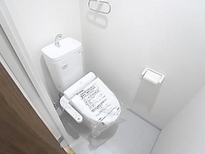 【トイレ】ウエストヒルズ大倉山