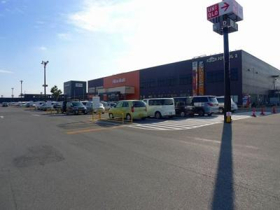 ジョイフル本田 新田店まで4500m