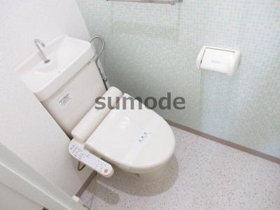 【トイレ】えくれーる高槻Ⅰ