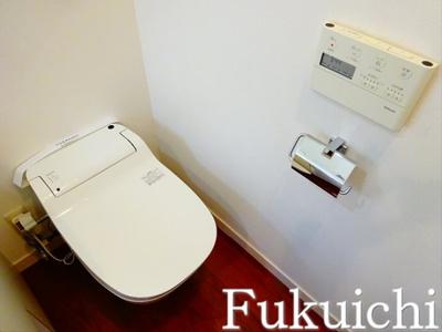 【トイレ】nel碑文谷