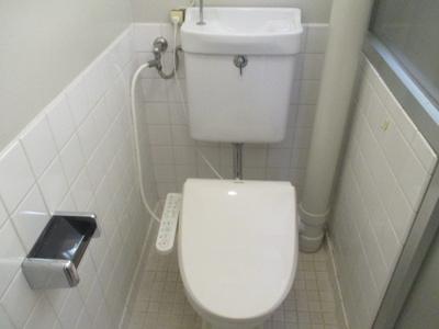 【トイレ】サンコーハイツ