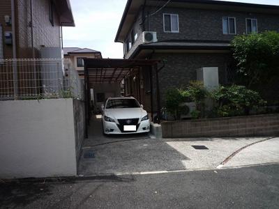 【駐車場】遠賀郡岡垣町松ヶ台一丁目6番8号