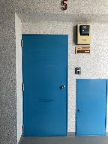 【玄関】サンライフマンション