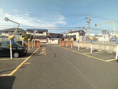 【駐車場】クエストコート中井(No.7059)