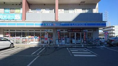 ローソン北戸田東口店まで562m