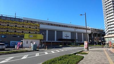 北戸田駅前まで500m