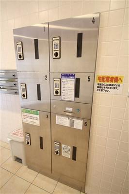 【その他共用部分】アーバンカーサ難波