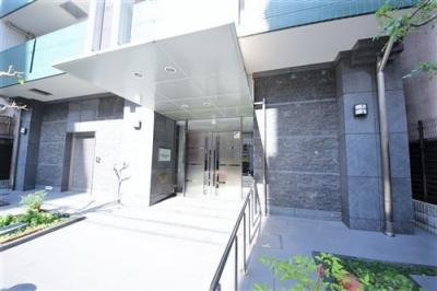 【エントランス】クリスタルグランツ北堀江
