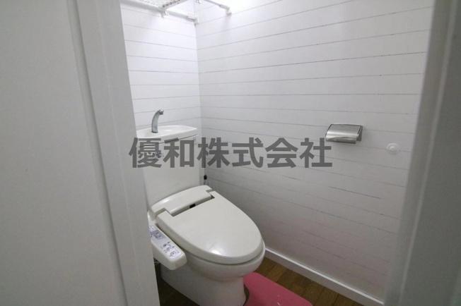 【トイレ】稲付コーポ