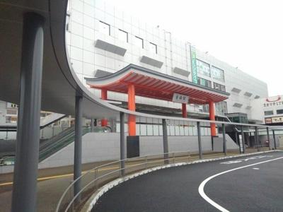 JR香椎駅まで1400m