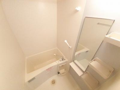 【浴室】プロムナードひばり