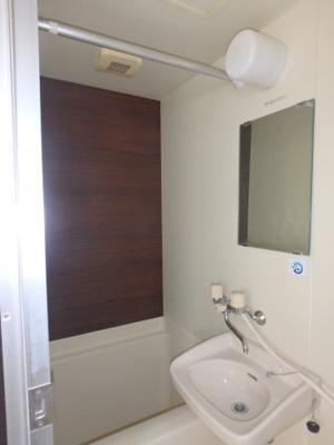 【浴室】クリスタルコート大橋