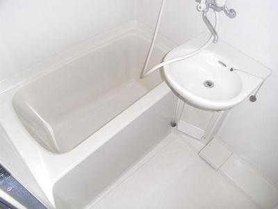 【浴室】チェルキオ土浦