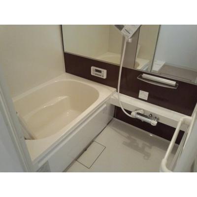 【浴室】シャムロック高幡