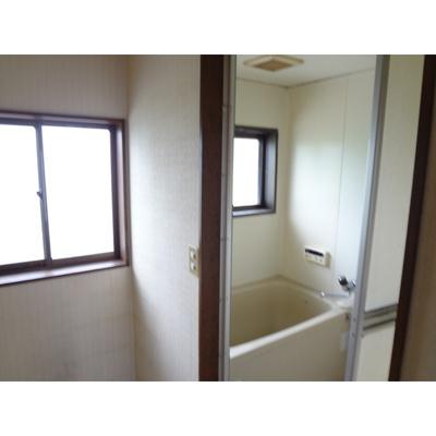 【浴室】ニュータウン築地