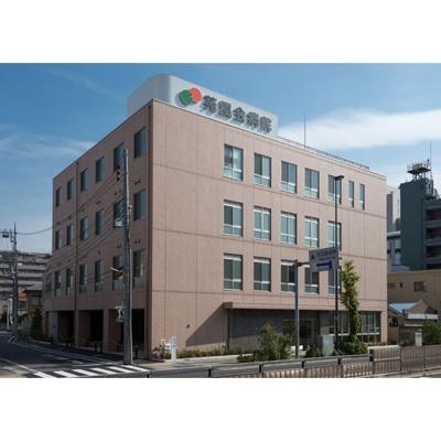 病院「苑風会病院まで468m」苑風会病院