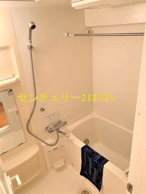 【浴室】ルーブル鷺宮弐番館(サギノミヤニバンカン)