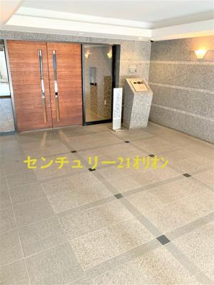 【エントランス】ルーブル鷺宮弐番館(サギノミヤニバンカン)