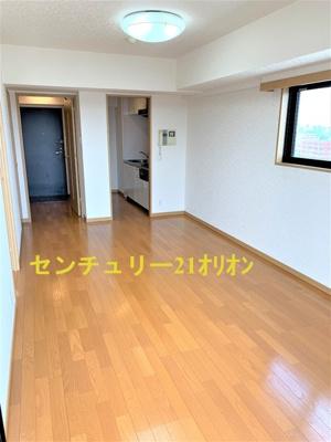【居間・リビング】ルーブル鷺宮弐番館(サギノミヤニバンカン)