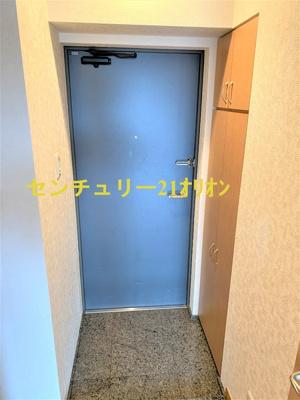 【玄関】ルーブル鷺宮弐番館(サギノミヤニバンカン)