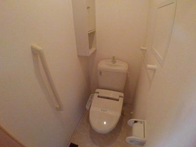 【トイレ】リバーサイドミニヨン