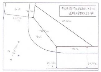 四街道市和良比 土地 四街道駅 80坪以上と大きな土地です!