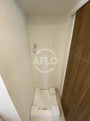 MBC RESIDENCE 室内洗濯機置場