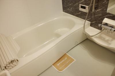ゆったり過ごせるお風呂です 同型タイプ