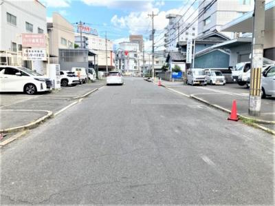 【周辺】長田東2丁目事務所付貸倉庫
