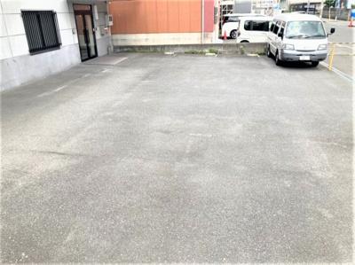 【駐車場】長田東2丁目倉庫付貸事務所