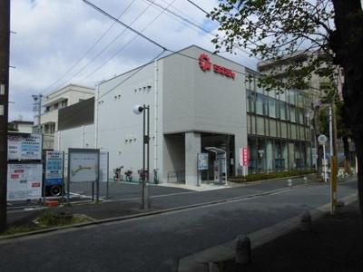 千葉銀行まで380m