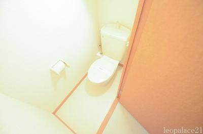 【トイレ】レオパレスフロンティア