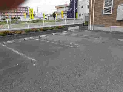 【駐車場】プルミエール