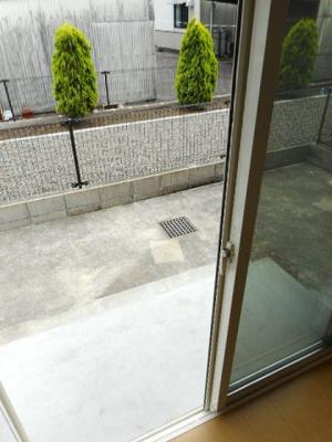 【バルコニー】サニー サイド ガーデン
