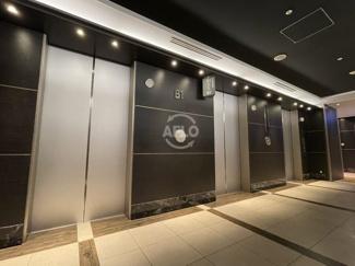 近鉄堂島ビル エレベーター