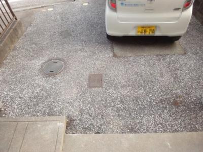【駐車場】高須新町四丁目貸家 西棟
