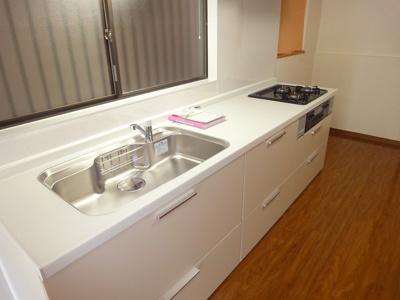【キッチン】高須新町四丁目貸家 西棟