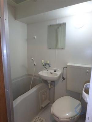 【浴室】セレッソコート大阪城前