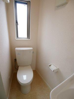 【トイレ】クオリス