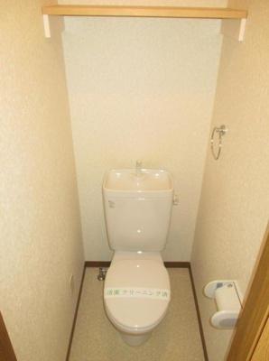 【トイレ】フローラ・コート