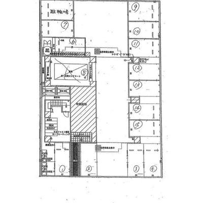 【区画図】グランメール北7条