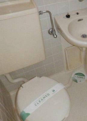 【トイレ】入谷センチュリープラザ21