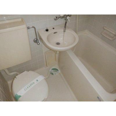 【浴室】入谷センチュリープラザ21