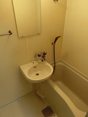 【浴室】レオパレス日明
