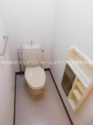 【トイレ】ソノリティ鎌倉